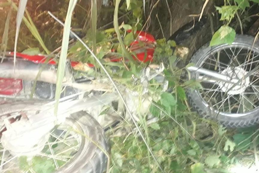 Motociclista morre após colidir contra poste na madrugada de domingo em Gaspar